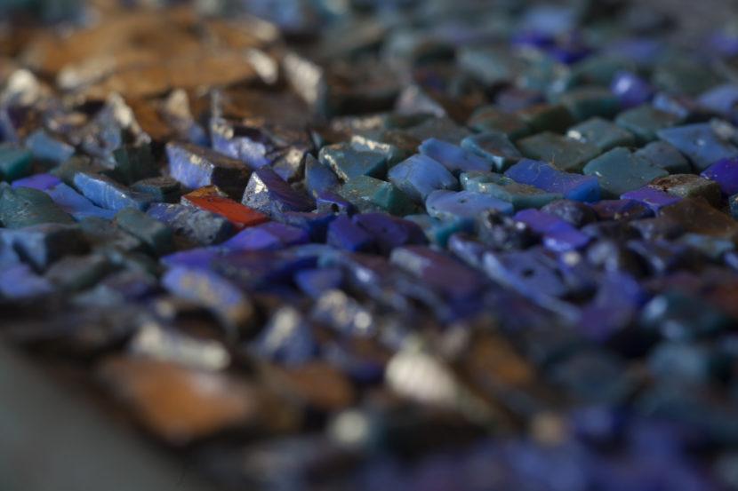 Mosaico: Bisanzio
